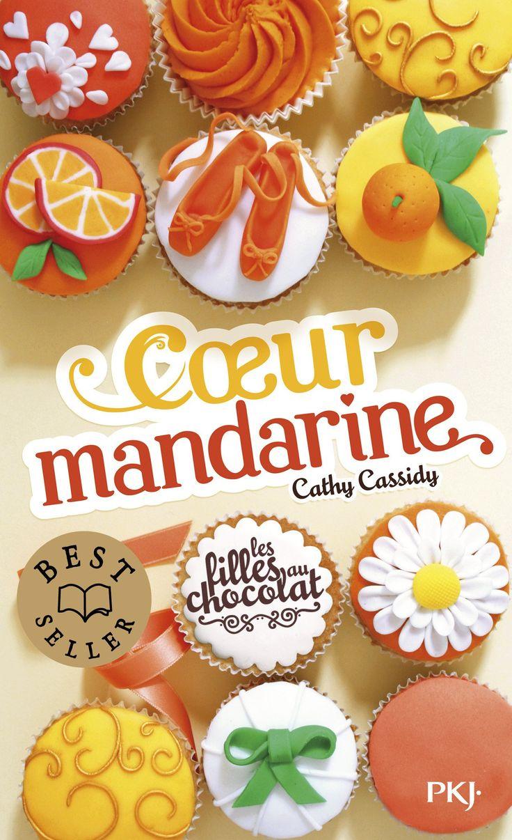 Amazon.fr - 3. Les filles au chocolat : Coeur mandarine - Cathy Cassidy, Anne GUITTON - Livres