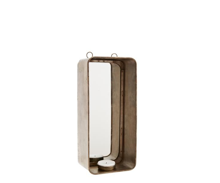 Bonvagon - Ev Aksesuarları - Tealight Ayna
