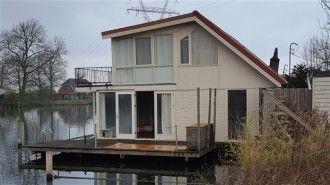 Woonark / Watervilla (excl. ligplaats) - Woonark (Domeinen Roerende Zaken) te Muiden - BVA Auctions - online veilingen