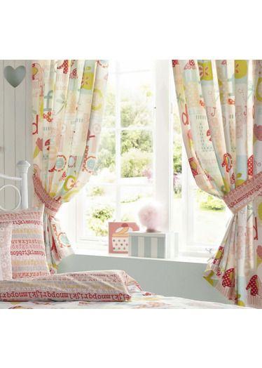 ABC Curtains 72s