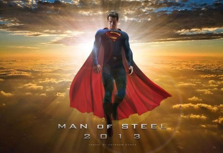 Man of Steel- Upcoming Hollywood Movies in 2013
