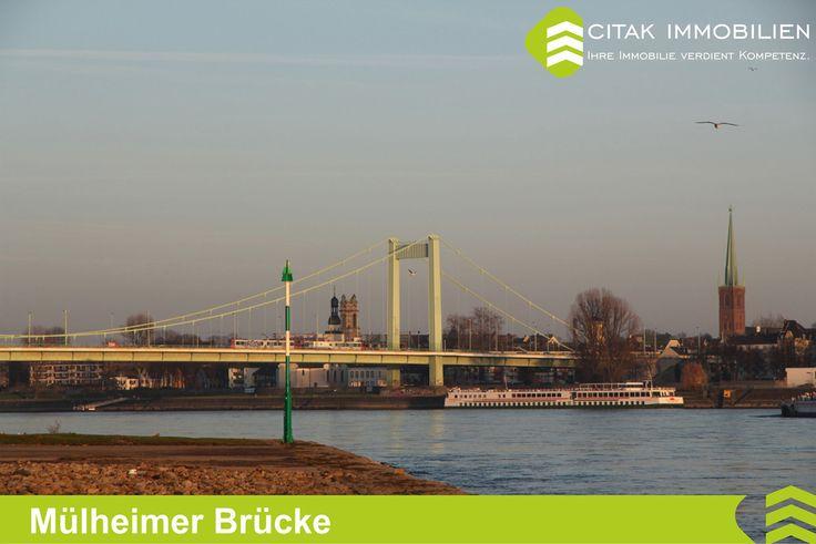 Köln-Riehl-Mülheimer Brücke