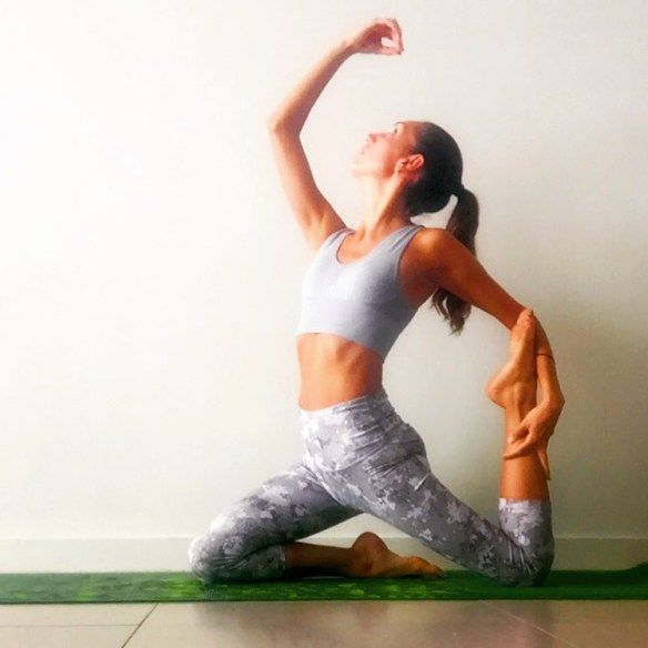 Pigeon Pose : Meg For It | Live a life more extraordinary…
