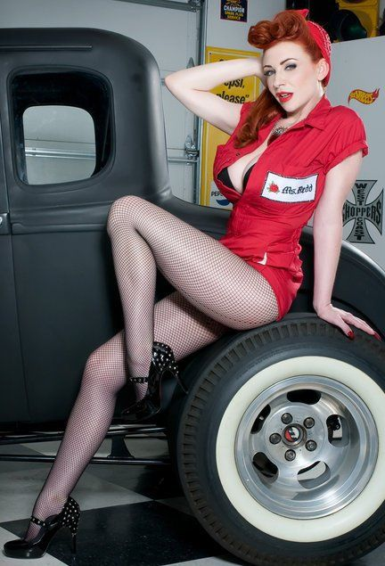 Share your Naked chick rat rod absolutely