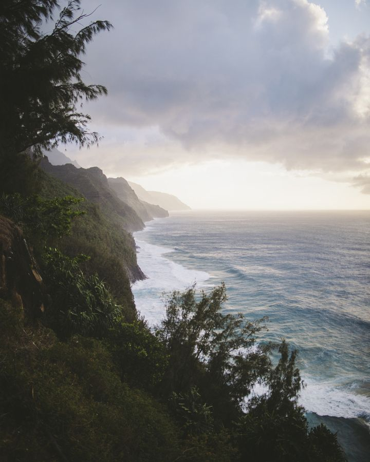 Nā Pali Coast (Hawaii) by Alex Strohl / 500px