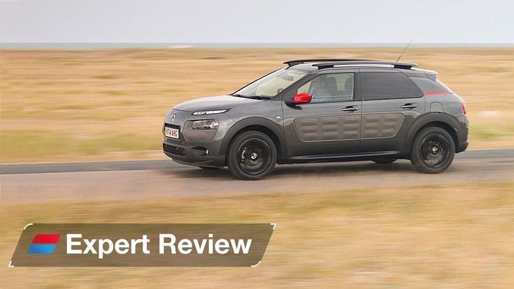 Citroen C4 Cactus car review