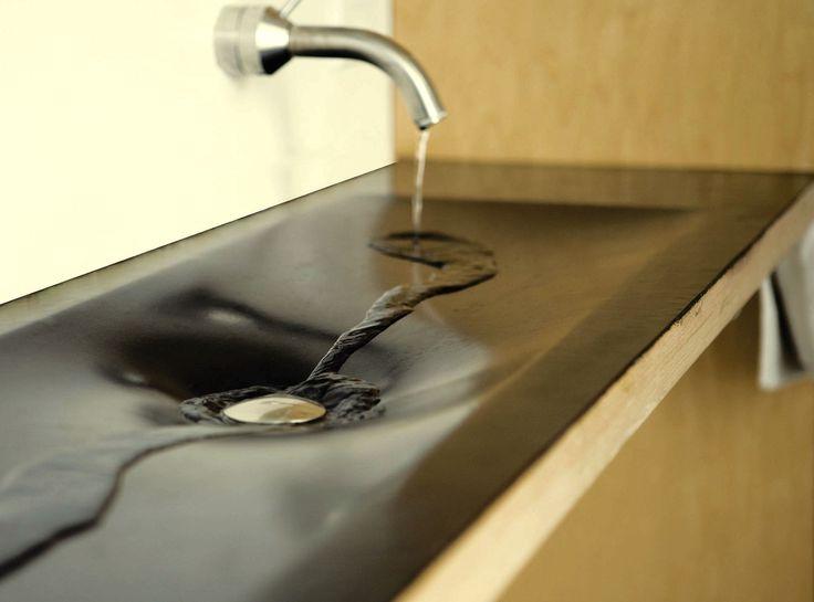 Bachas Para Baño Modernas:diseño de bacha moderna
