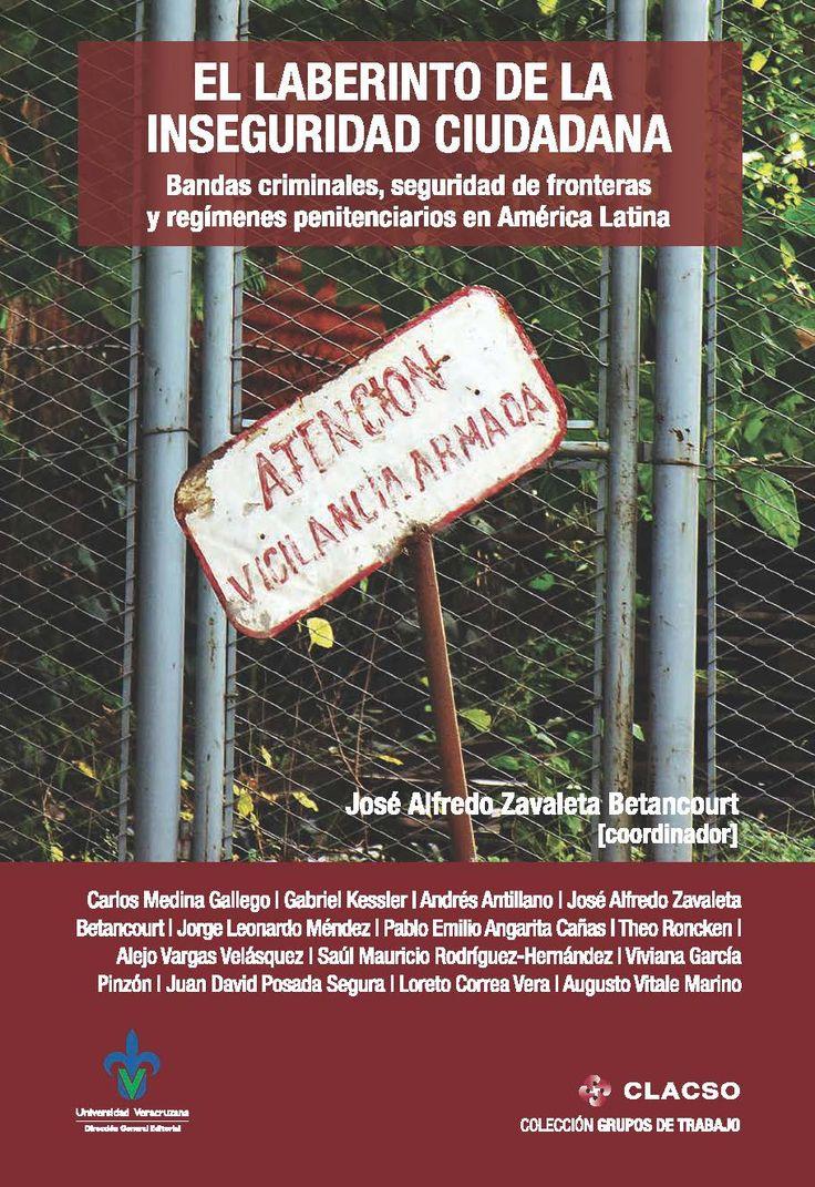 El laberinto de la inseguridad ciudadana : bandas criminales, seguridad de fronteras y regímenes penitenciarios en América Latina. #Seguridad #InseguridadCiudadana #Delincuencia #Estado #PoliticasPublicas #Marginalidad #Pobreza #GruposVulnerables #Narcotrafico #AmericaLatina