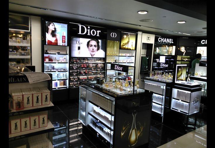 Dior - Santiago - Chile - Aeropuerto 2015