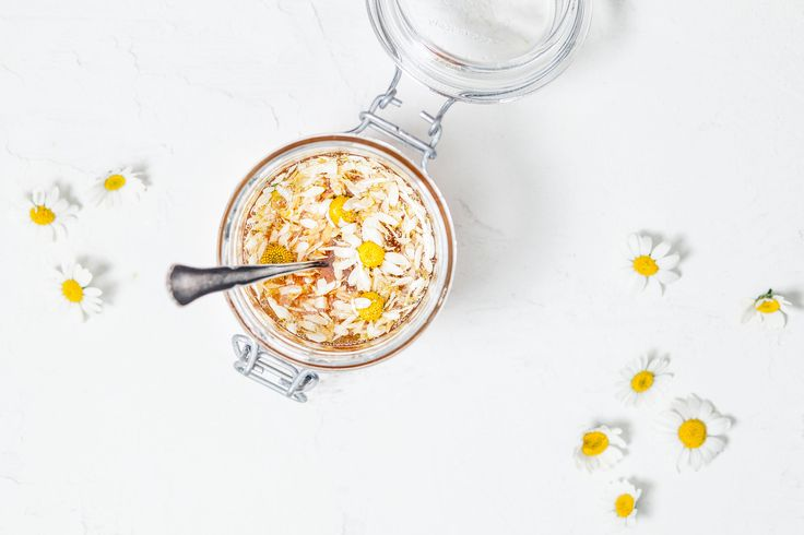 Kamomillahunaja | K-ruoka  #koristelu #syötävätkukat #kesä