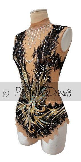 RG custom leotard number 396