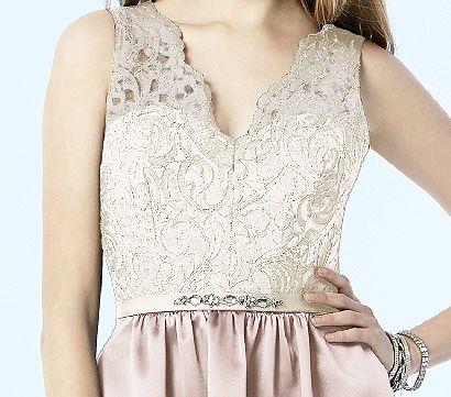 Kara #bridesmaid dress #lace