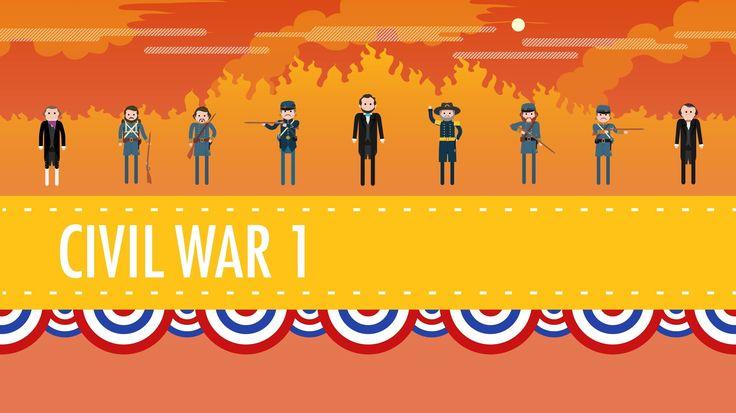 The Civil War, Part I: US History #20