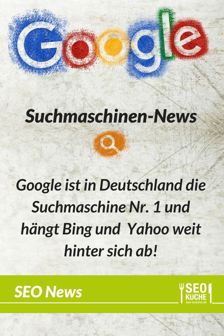 Wenn man in Deutschland an Suchmaschinen denkt, denkt man sofort ans #Googeln. Doch wie gerne nutzt man hierzulande die #Suchmaschine und welchen Marktanteil machen andere Suchmaschinen aus? Das lest ihr auf unserer #Website!