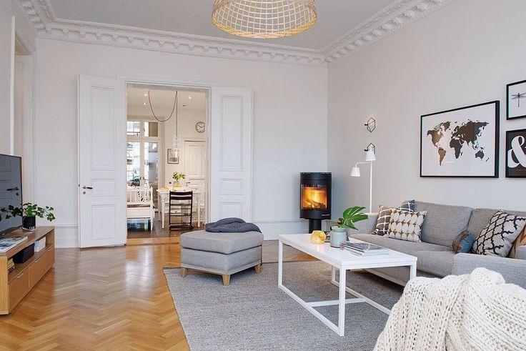 15 best Déco maison de ville haussmannienne images on Pinterest