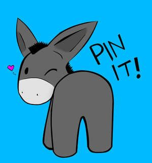 Pin The Tail On Donkey Helps With Spatial Awareness Skills