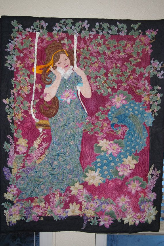 119 best Victorian Quilts images on Pinterest | Stitches ... : victorian style quilts - Adamdwight.com