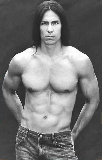 Native American Actors | Another native actor/model | American Indian ways