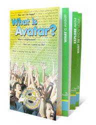 """Broschüre was ist Avatar? Lies was Avatar ist und was Du davon hast den Avatarkurs zu machen.   """"Deine Überzeugungen bewirken sogar die Art wie Menschen auf Dich reagieren."""""""