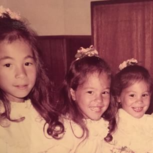 Joanna Gaines Photos. Siblings Day. Joanna Gaines and her sisters
