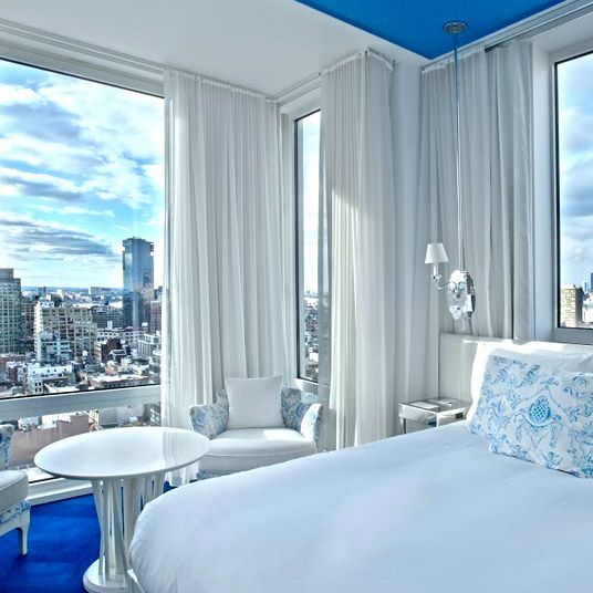 NoMo SoHo, New York, NY - Reservez Hotels de Charme et de Luxe