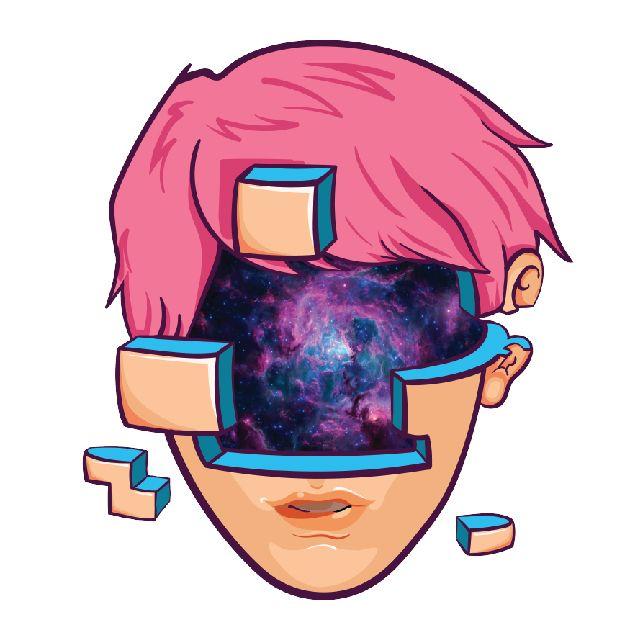 Galaxy Face by tidaltattoo on DeviantArt