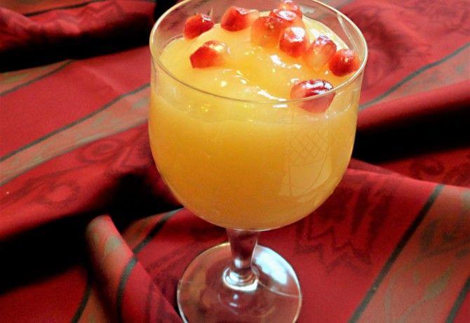 Ananászos citromkém