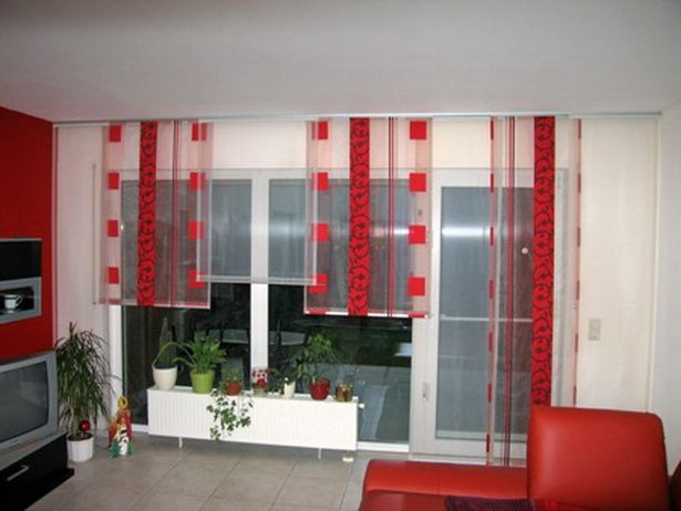 wohnzimmer gardinen modern worldegeek