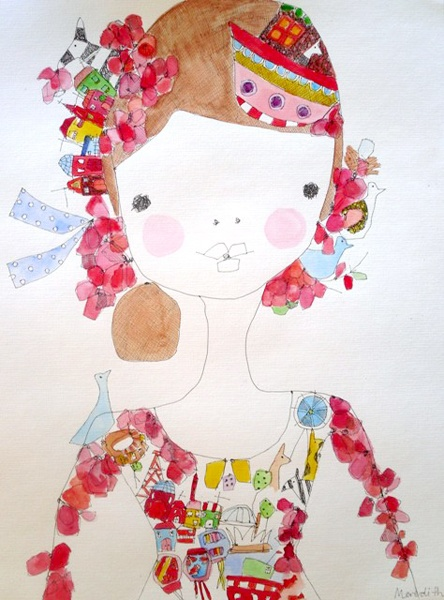 Meredith Gaston | Drawings