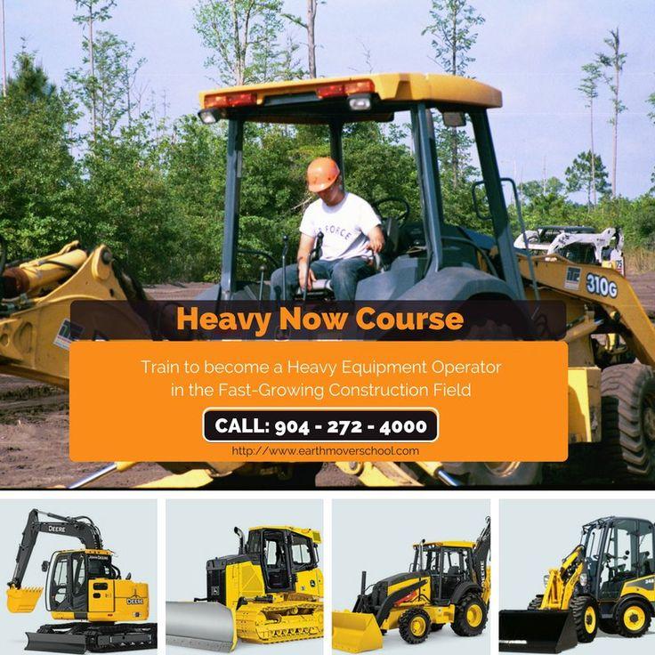 Heavy equipment operators or truck drivers in
