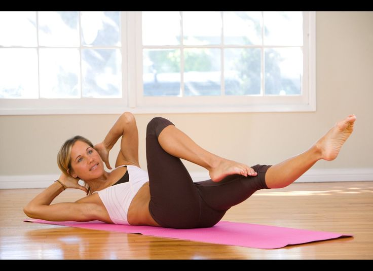 Core exercises for 50 year olds