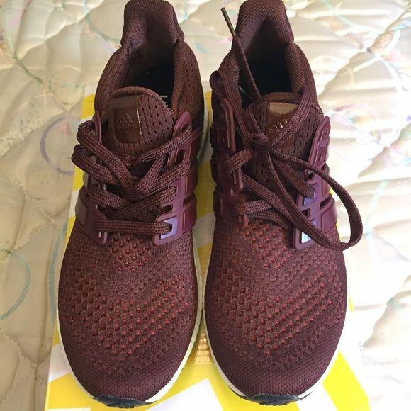 0f9602866f2ab Adidas Ultra Boost Burgundy 1.0 wallbank-lfc.co.uk