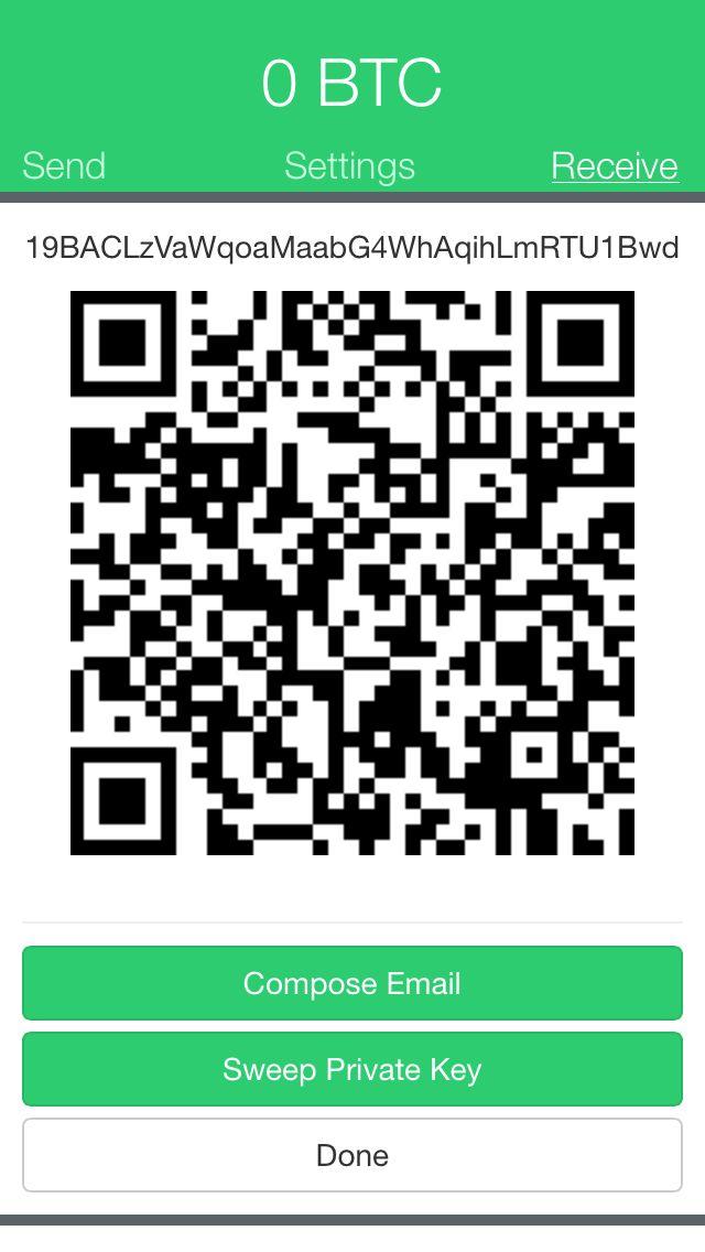 Bitcoin wallet ios 6