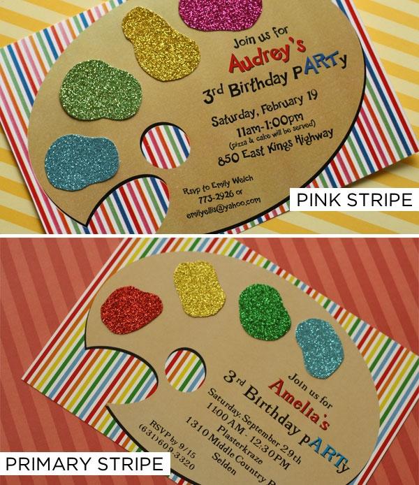 Easy diy birthday invitations kubreforic easy diy birthday invitations filmwisefo