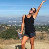 Lea Michele Swears by This Painful Procedure to Fuel Her Rockin Bod