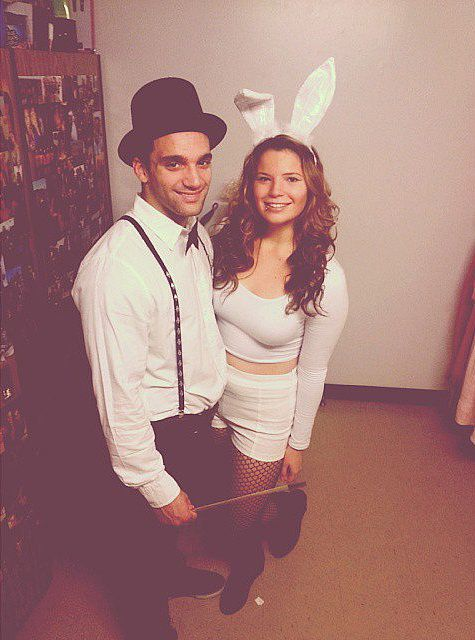 Sexy matching halloween costumes-8449