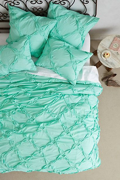 Love The Color Of This Bedding I M Mint Obsessed Mint
