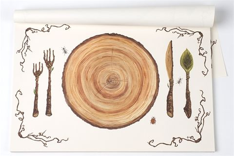103 Best Kitchen Papers Images On Pinterest Placemat