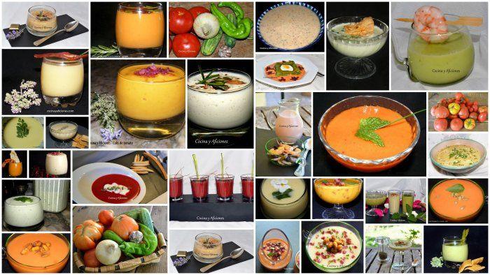 *** Gazpachos, cremas, sopas frías, tzatziki,…. todas las recetas de Cocina y Aficiones, paso a paso. Estas son todas las recetas de gazpachos, cremas, sopas frías, salmorejos y demás que he publicado en estos años de blog, son recetas de Arzak, Berasategui, Adrià, Roca.... no te las pierdas¡¡¡¡¡¡