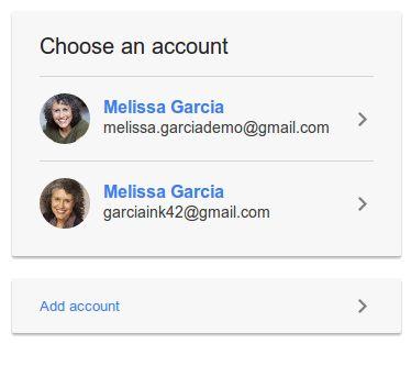 Helppo ja nopea sisäänkirjautuminen - Google-tilipalvelu Ohjeet