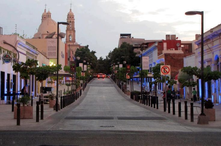 My City Culiacan Sinaloa Mexico Angel Flores St.