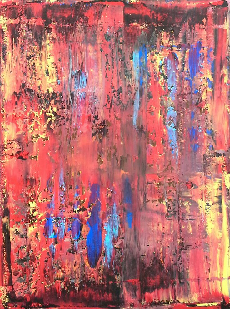 Robert Martin Abstracts. Title: Element in acrylic on canvas. 30x40x1.5 inches. Vancouver Island collection 2017. By Robert Martin Abstracts