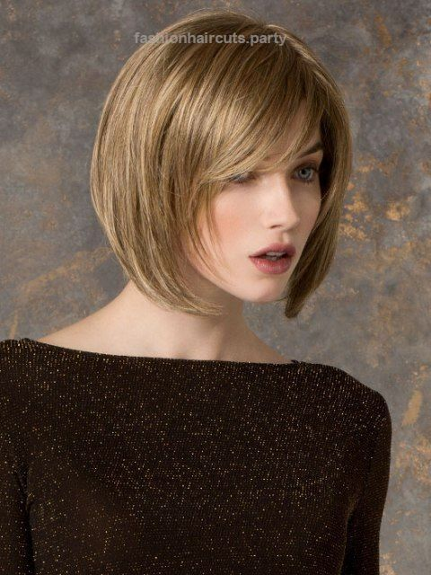 184 best Haircuts For Oval Faces images on Pinterest | Short ...