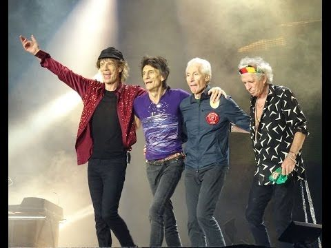 The Rolling Stones Full Live Concert 2016 - YouTube