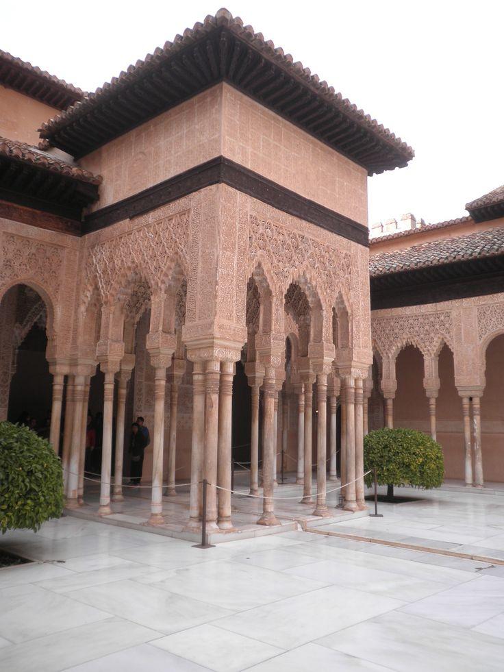 Fotografía: Maica Blasco - Granada- La Alhambra