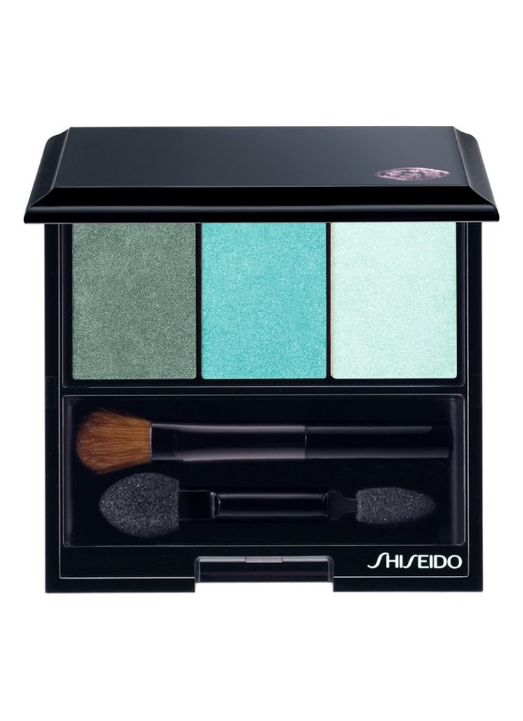 Shiseido Luminizing Satin Eye Color Trio • de Bijenkorf