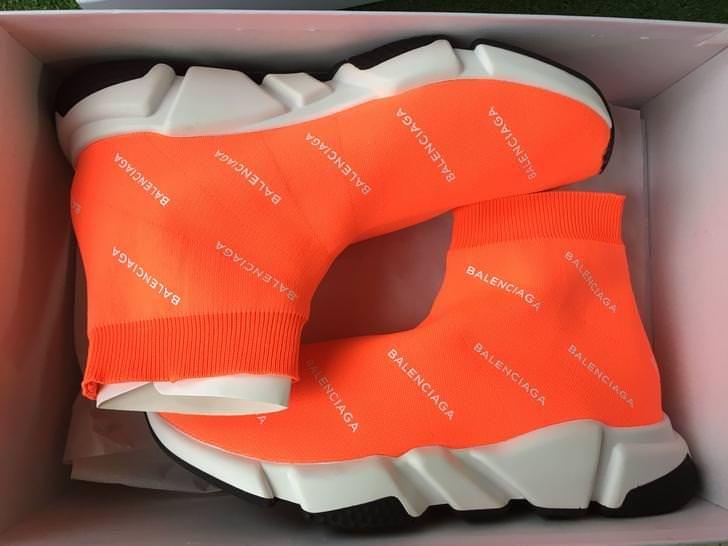 Balenciaga Speed Trainer Sock Boots