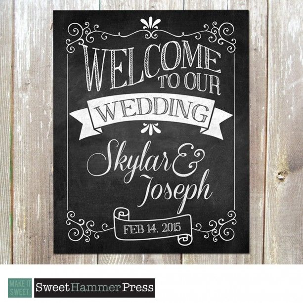 17 Best Ideas About Wedding Chalkboard Art On Pinterest