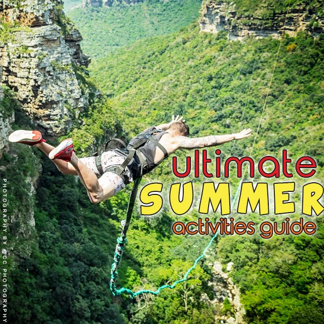 We want you to get the most out of your festive season holiday on the KZN South Coast. We have put together this ultimate summer activities guide