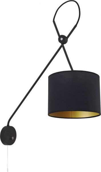Viper Black Kinkiet 6513 Nowodvorski Lighting Lampy